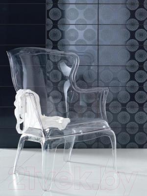Декоративная плитка для ванной Opoczno Fusion Grafit OD016-012 (500x200)