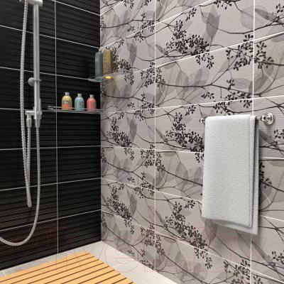 Декоративная плитка для ванной Opoczno Orisa Flower A OD342-006 (500x200)