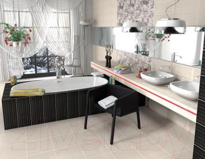 Бордюр для ванной Opoczno Orisa Red OD342-011 (500x14)