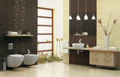 Плитка для пола ванной Opoczno Fiji Krem OP023-006-1 (333x333)