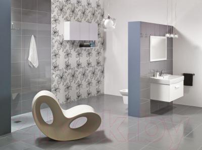 Плитка для стен ванной Opoczno Lorena Szara OP025-005-1 (450x300)