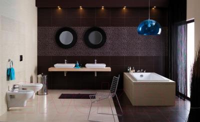 Плитка для пола ванной Opoczno Zebrano Zebra Braz OP028-003-1 (333x333)
