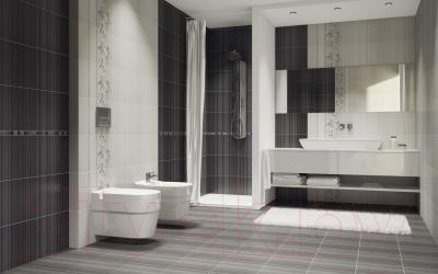 Плитка для стен ванной Opoczno Calipso Szare OP022-007-1 (450x300)