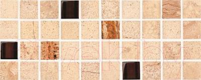 Декоративная плитка для ванной Opoczno Sahara Beige Mosaic OD358-004 (295x117)