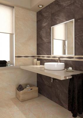 Плитка для стен ванной Opoczno Arigato Brown OP357-001-1 (598x297)