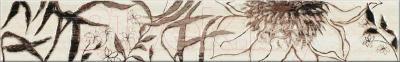 Бордюр Opoczno Aleksandria Krem Flower OD020-012 (450x70)