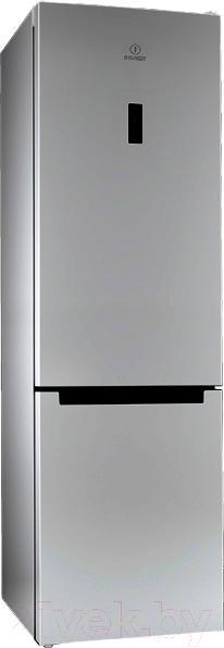Холодильник с морозильником Indesit