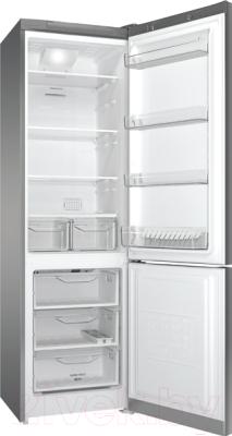 Холодильник с морозильником Indesit DF 5200 S