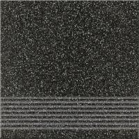 Плитка для пола Opoczno Ступень Milton Grafit Gres OP069-006-1 (326x326) -