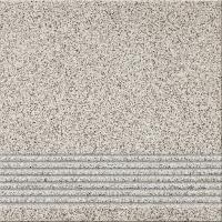 Плитка для пола Opoczno Ступень Milton Gray Gres OP069-012-1 (297x297) -