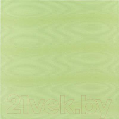 Плитка для пола ванной Opoczno Flora Зеленая (330x330)