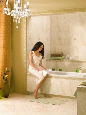 Декоративная плитка для ванной Opoczno Амаро Крем (450x300)