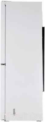 Холодильник с морозильником Indesit DF 4160 W
