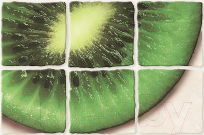 Декоративная плитка Cersanit Сoctail Киви CT2К302 (300x200, светло-бежевый)