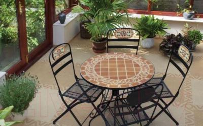 Декоративная плитка Cersanit Punto PU5E232 (330x110, черный)