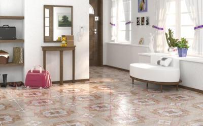 Декоративная  плитка для пола Cersanit Orlando Грес (333х333)