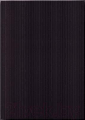 Плитка для стен ванной Cersanit Синтия Неро (350x250)