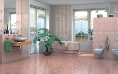 Плитка для стен ванной Cersanit Даниела Крем (350x250)