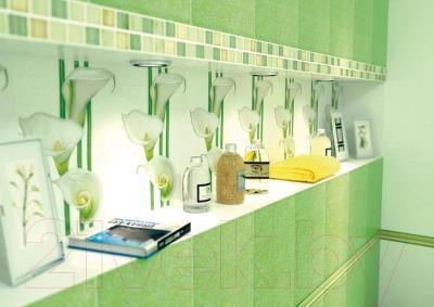 Декоративная плитка для ванной Cersanit Rona (350x250)