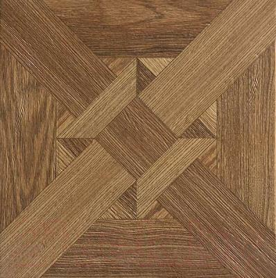 Плитка ColiseumGres Савойя (450x450, коричневый)