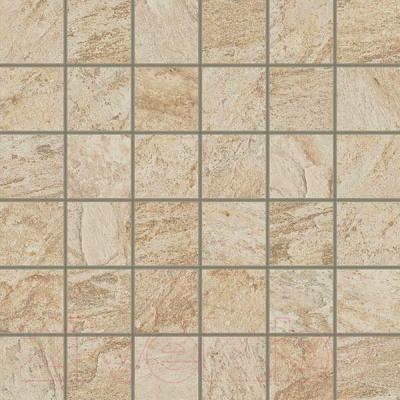 Декоративная плитка ColiseumGres Альпы Мозаика (300x300, бежевый)