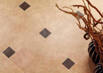 Декоративная  плитка для пола ColiseumGres Пьемонтэ Камелия (72x72, белый)