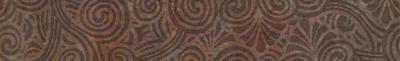 Декоративная  плитка для пола ColiseumGres Сардиния Загара (450x72, коричневый)