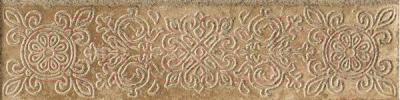Декоративная плитка ColiseumGres Фриули Орхидея (300x72, желтый)
