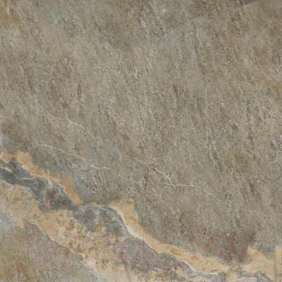 Плитка для пола Italon Манетик Петрол Дарк (600x600)