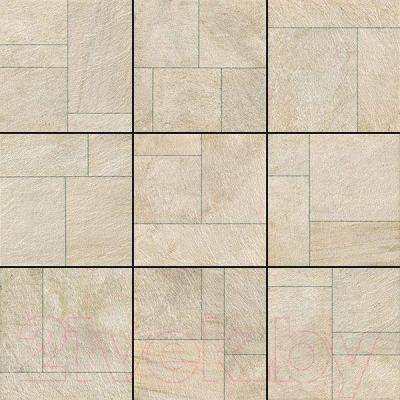 Плитка ColiseumGres Доломиты (450x450, белый)