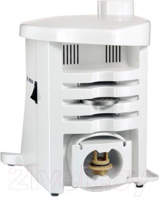 Мясорубка электрическая Bosch MFW 1501 - хранение аксессуаров