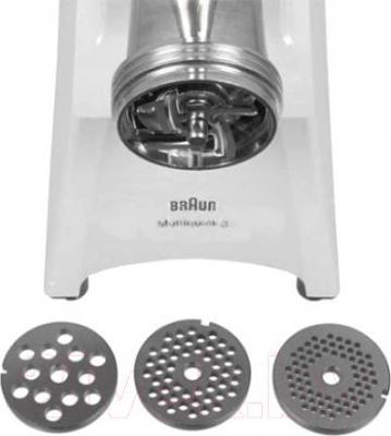 Мясорубка электрическая Braun Power Plus G1300 - решетки для фарша