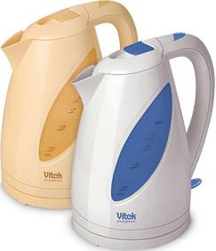 Электрочайник Vitek VT-1136 W/Y Phoenix - Общий вид