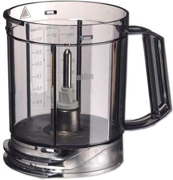 Кухонный комбайн Braun Multiquick 5 K700 (White) - блендер