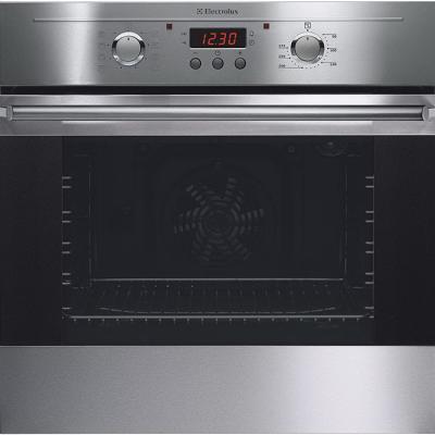 Электрический духовой шкаф Electrolux EOB33100X - вид спереди