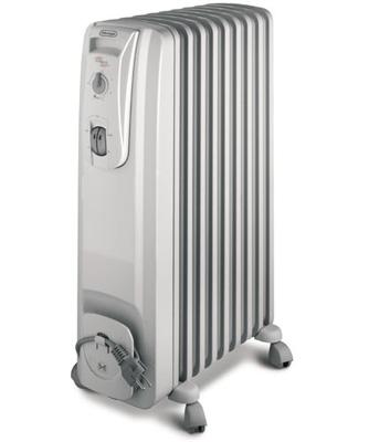 Масляный радиатор DeLonghi KR 730715 - общий вид