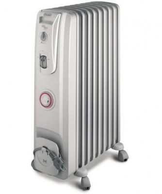 Масляный радиатор DeLonghi KR731225 - общий вид