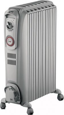 Масляный радиатор DeLonghi TRD 1025 - общий вид