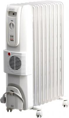 Масляный радиатор DeLonghi 770720V - общий вид