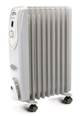 Масляный радиатор Vitek VT-1702 - вид сбоку
