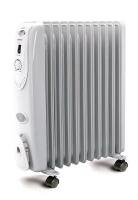 Масляный радиатор Vitek VT-1703 - вид спереди