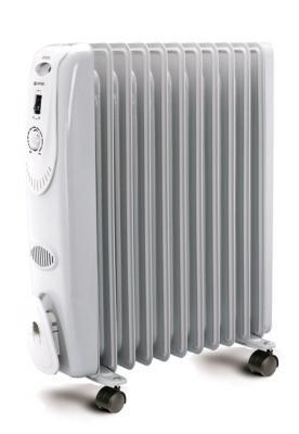 Масляный радиатор Vitek VT-1705 - вид сбоку