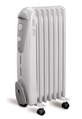 Масляный радиатор Vitek VT-1720 - общий вид