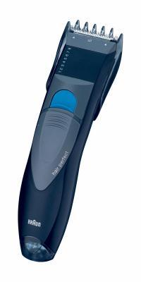 Машинка для стрижки волос Braun HC 50 - ви спереди