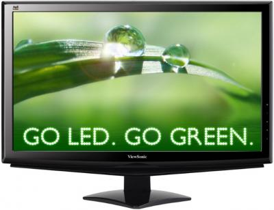Монитор Viewsonic VA2448-LED - общий вид