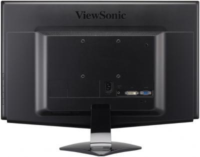 Монитор Viewsonic VA2448-LED - вид сзади