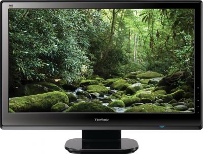 Монитор Viewsonic VX2253MH-LED - вид спереди