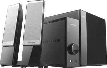 Мультимедиа акустика Microlab FC 362 Black (FC362-3164) - общий вид