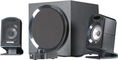 Мультимедиа акустика Microlab M 820 Black (M820-3154) - общий вид