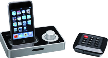 Мультимедиа акустика Microlab iDock 130 Silver (iDock130-3154) - общий вид